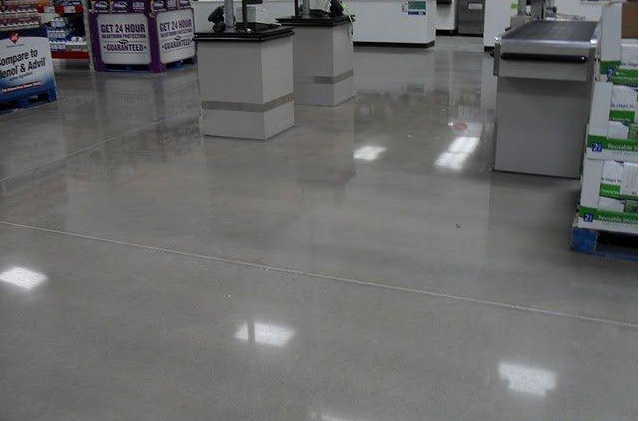 Polished Concrete Cost : Polished Concrete Slab Cost