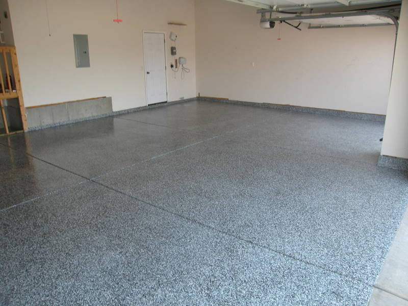 Garage Floor Epoxy In Wichita Ks