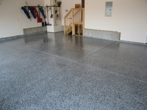 Wichita Kansas Epoxy Garage Floor Coating